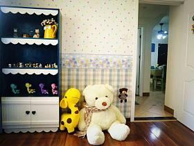 地中海兒童房裝修效果展示
