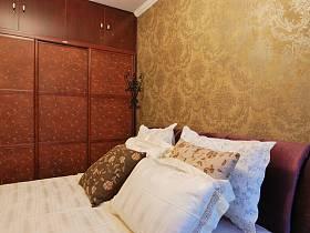 地中海卧室衣柜设计图