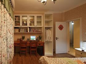 田园卧室收纳设计案例展示