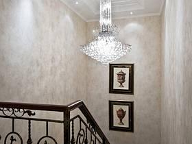 欧式吊顶楼梯设计案例