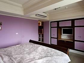 卧室墙面设计图
