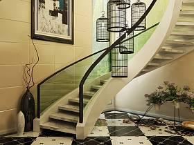 现代楼梯设计方案