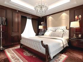 欧式卧室设计方案