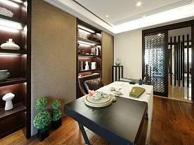 现代简约现代简约简约风格现代简约风格书房装修效果展示