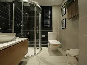 现代现代风格卫浴设计案例展示