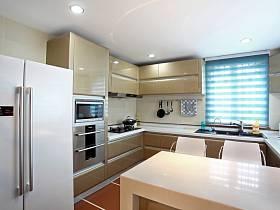 现代简约现代简约简约风格现代简约风格厨房装修案例