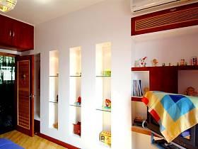 混搭混搭风格过道墙面设计案例