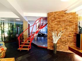 混搭混搭风格楼梯设计方案