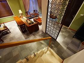 中式中式风格楼梯设计方案