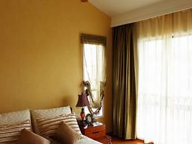 中式中式风格卧室设计案例展示