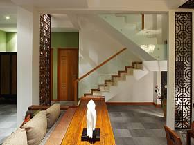 中式中式风格楼梯设计图