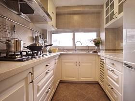 中式中式风格厨房装修图