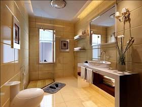 歐式衛生間設計案例展示