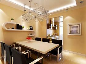现代简约现代简约简约风格现代简约风格餐厅装修效果展示