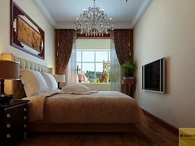 中式中式风格卧室设计方案