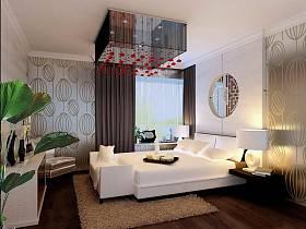 中式中式风格新中式卧室图片