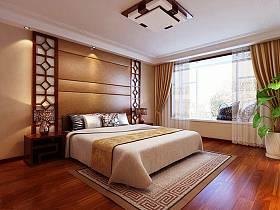 中式中式风格新中式卧室设计图