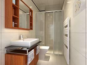 浴室裝修效果展示