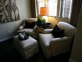 美式美式風格臥室設計案例
