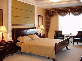 美式美式風格臥室設計方案