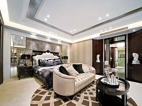欧式古典欧式古典风格古典风格卧室设计图
