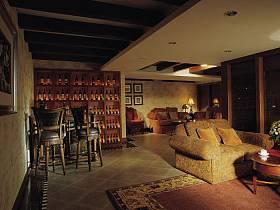 美式古典美式古典風格古典風格客廳裝修效果展示