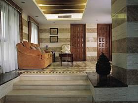 美式古典美式古典風格古典風格客廳效果圖