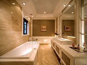 歐式浴室案例展示
