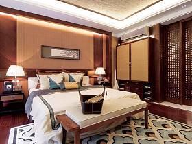 中式中式风格卧室图片