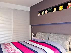 现代现代风格卧室设计方案