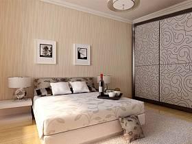 现代现代风格卧室图片