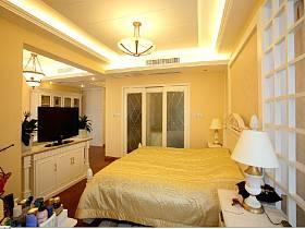 欧式欧式风格卧室四居设计图