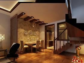 餐厅楼梯设计方案