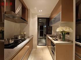 简约厨房装修案例