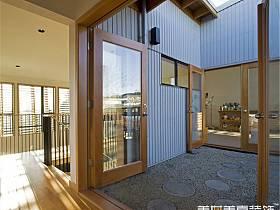 现代现代风格别墅设计图