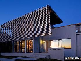 现代现代风格别墅图片