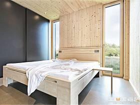 现代现代风格卧室效果图