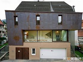 现代现代风格别墅装修案例