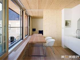 现代现代风格餐厅别墅设计方案
