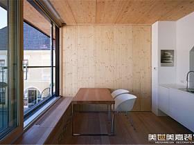 现代现代风格餐厅别墅图片
