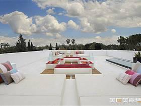 现代别墅休闲区设计案例展示