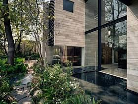 现代别墅装修图