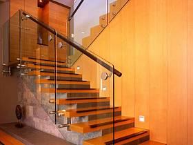 韩式别墅楼梯装修效果展示