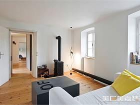 简约简约风格别墅休闲区设计案例展示