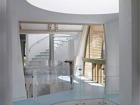 现代简约现代简约简约风格现代简约风格创意别墅过道设计方案