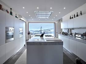 现代现代风格厨房设计案例展示