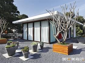 现代现代风格别墅设计案例展示