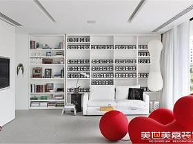 现代简约现代简约简约风格现代简约风格客厅别墅设计案例