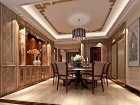 新中式餐廳圖片