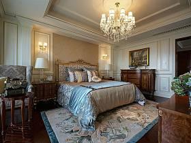 欧式卧室吊顶储物柜设计图